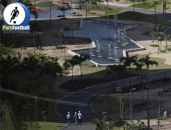 دهکده المپیکی ریودوژانیرو
