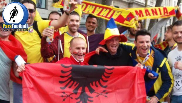 romanian albanian