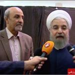 روحانی و وزیر ورزش