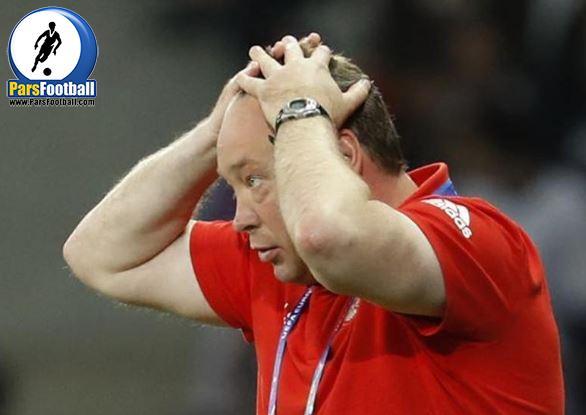russian coach