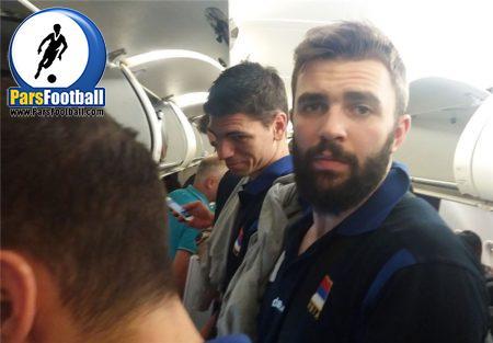 تیم ملی والیبال صربستان