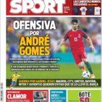 عناوین روزنامه اسپورت اسپانیا 9 تیر 95