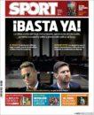 عناوین روزنامه اسپورت اسپانیا 19 خرداد 95