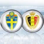sweden belgium
