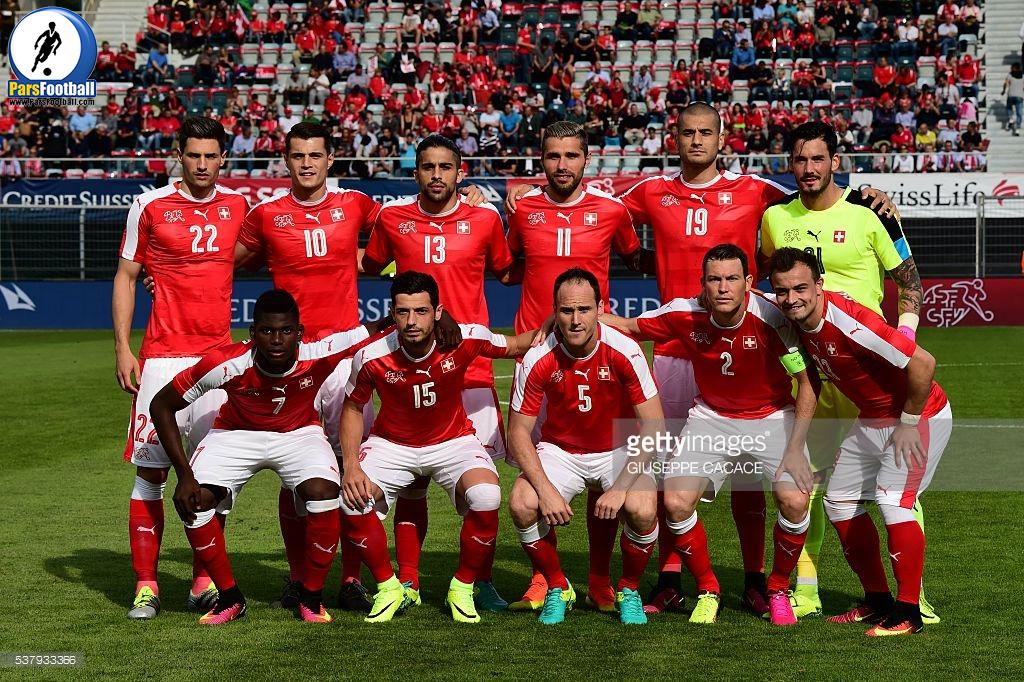 switzerland team football