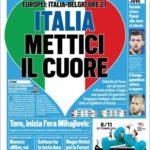 عناوین روزنامه توتو اسپورت ایتالیا24 خرداد 95