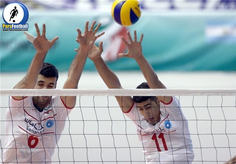 والیبال دانش آموزی - نماینده ایران