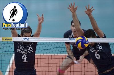 volleyball iran