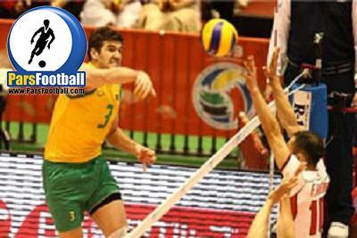 تیم والیبال استرالیا