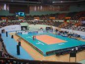 سالن ورزشگاه آزادي