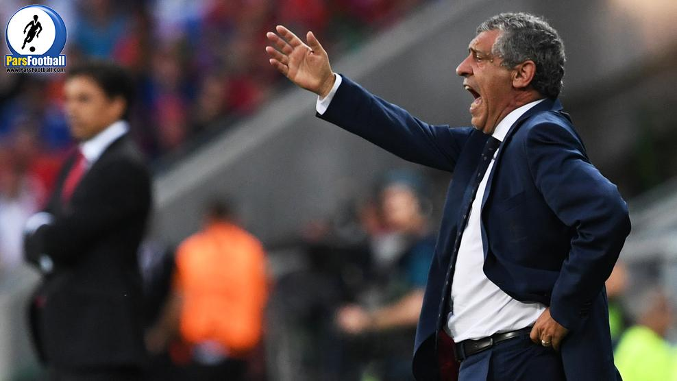 Portugal's coach Fernando Santos gestures during the Euro 2016 semi-final football match between Portugal and Wales at the Parc Olympique Lyonnais stadium in Décines-Charpieu, near Lyon, on July 6, 2016.. / AFP / Francisco LEONG        (Photo credit should read FRANCISCO LEONG/AFP/Getty Images)