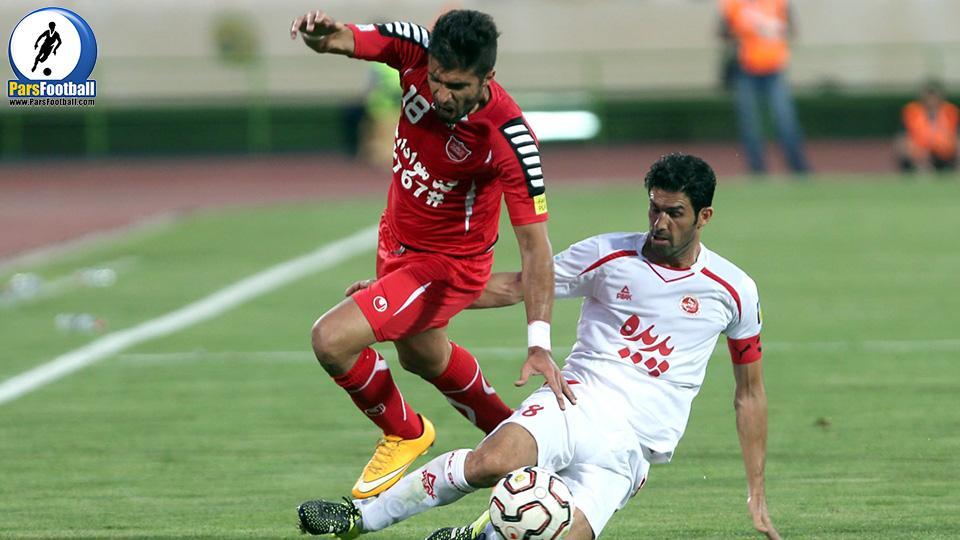 فوتبال مشهد