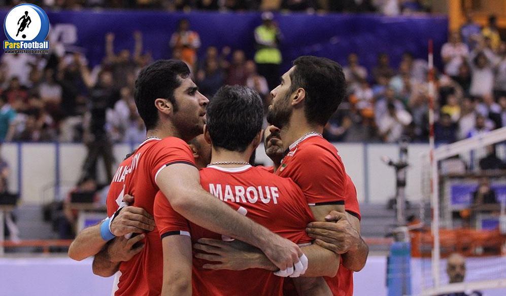تیم ملی ایران و تیم ملی ایتالیا