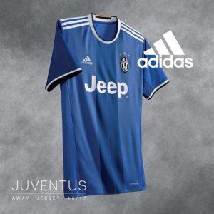 پیراهن دوم یوونتوس