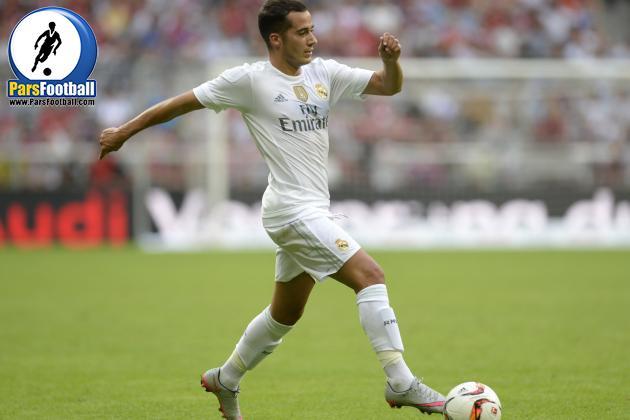 لوکاس وازکز ستاره رئال مادرید
