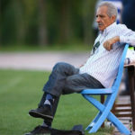 منصور پورحیدری ،سرپرست تیم فوتبال استقلال