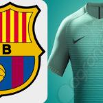 پیراهن سوم بارسلونا