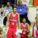 basketball iran