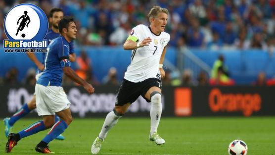 تیم ملی آلمان و ایتالیا