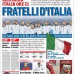 عناوین روزنامه کوریره دلو اسپورت ایتالیا 12 تیر 95