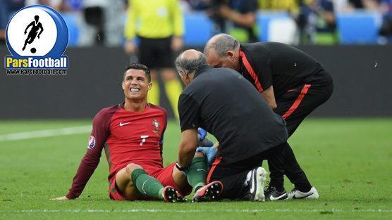 گزارش تصویری فینال یورو 2016
