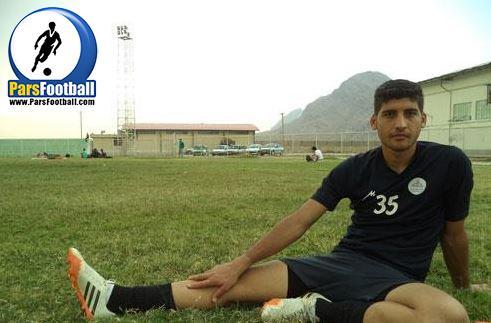 احسان مرادیان و حضور در ترکیب اصلی فولاد خوزستان