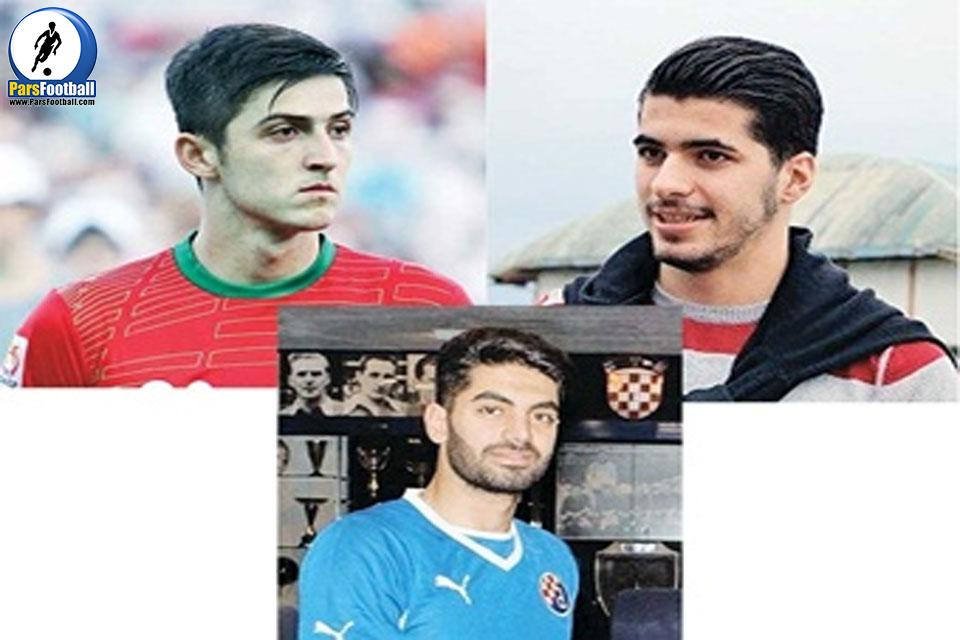لژیونر جوان ایرانی