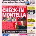 عناوین روزنامه گازتا دلو اسپورت ایتالیا 23 تیر 95