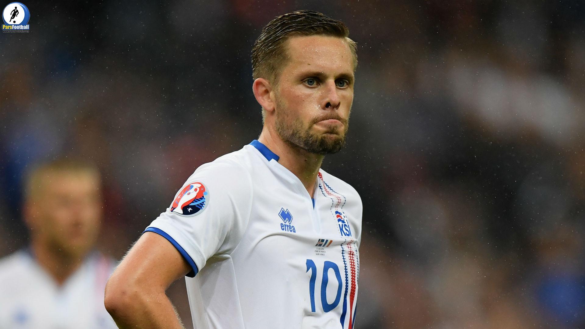 واکنش هافبک ایسلند به شکست مقابل فرانسه