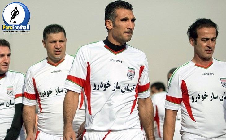 مهدی هاشمی نسب : عرب ها هم از ما تنفر دارند | خبرگزاری فوتبال ایران