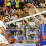 والیبال ایران و صربستان