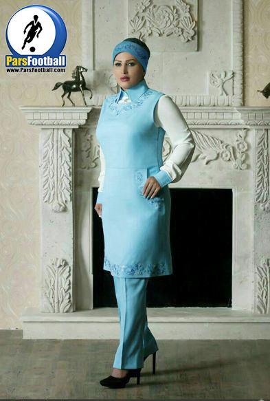 لباس خانم های ورزشکار ایرانی