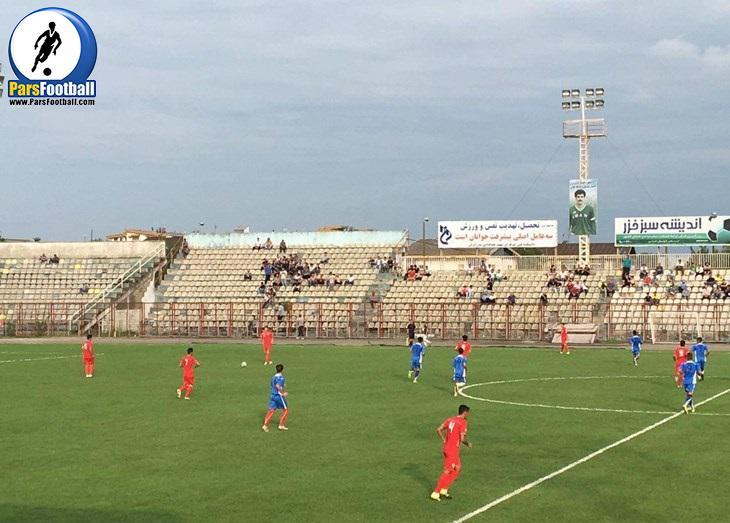 تیم فوتبال ملوان