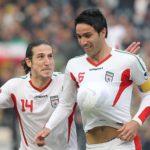 ستاره های فوتبال ایران