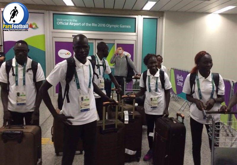المپیک ریو - تیم پناهجویان