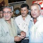 حسن روشن و علی پروین