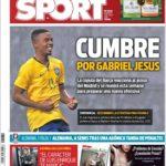 عناوین روزنامه اسپورت اسپانیا 13 تیر 95