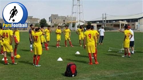 تیم فولاد خوزستان - ارنست ان فور