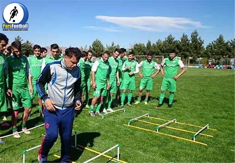 تیم ماشینسازی تبریز - علی نواداد