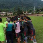 تمرینات تیم فوتبال نوجوانان