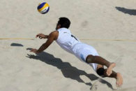 والیبال ساحلی جوانان ایران
