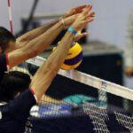 تیم ملی والیبال - علی شاکری