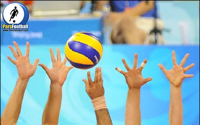 ژیگادوو - ترکیب تیم والیبال - بهزاد محمودی