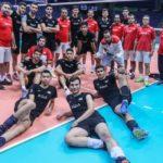 تیم ملی والیبال جوانان ایران