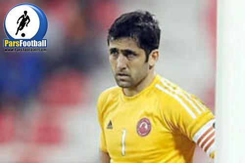 قرارداد بازیکن ایرانی العربی تمدید شد