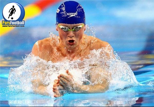 آدام پتی شناگر بریتانیایی