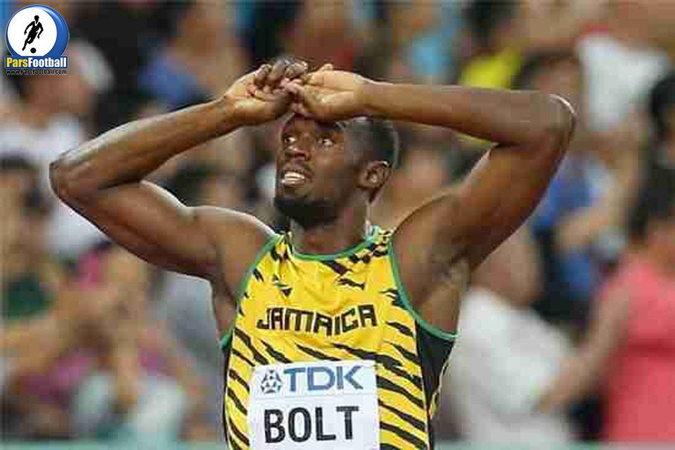 سریع ترین مرد دنیا