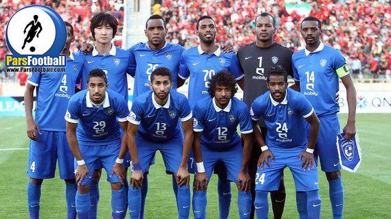 تیم الهلال آخرین تمرینات خود را در ورزشگاه سلطان قابوس مسقط انجام داد !