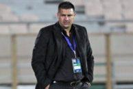 علی دایی - تیم نفت