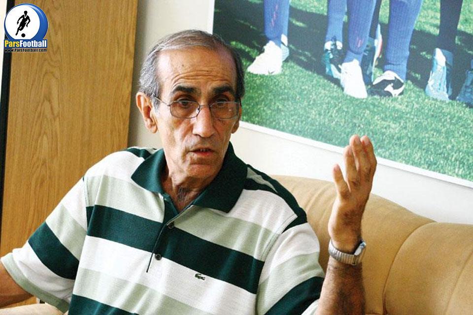 علی جباری پیشکسوت استقلال
